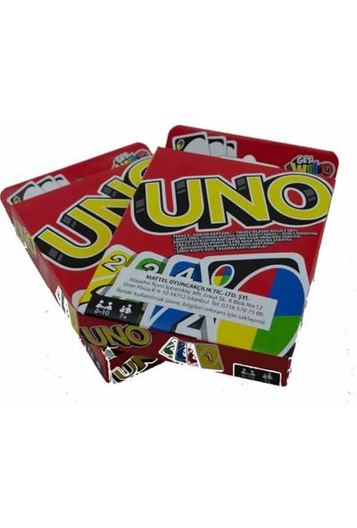 Gift Home Uno Oyun Kartı