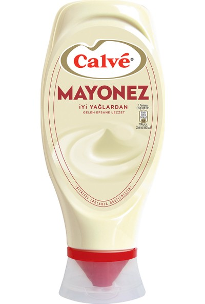 Calve Mayonez 455 gr