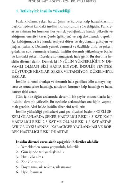 Yeni Akdeniz Diyeti - Metin Özata