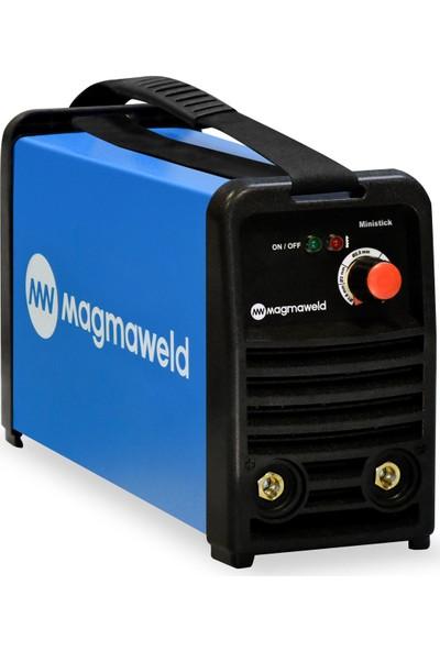 Magmaweld Oerlikon Mınıstıck Deluxe İnverter Kaynak Makinası
