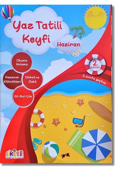 Key 2. Sınıf Yaz Tatili Keyfi + Fasikül Soru Bankası (3. Sınıfa Geçtim)