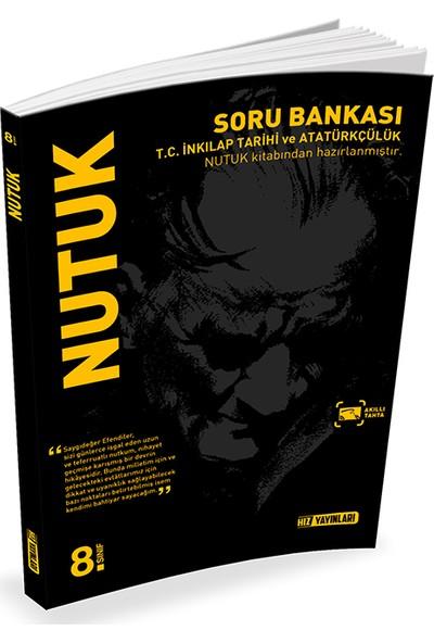 Hız Yayınları 8. Sınıf Nutuk T.C. İnkılap Tarihi ve Atatürkçülük Soru Bankası
