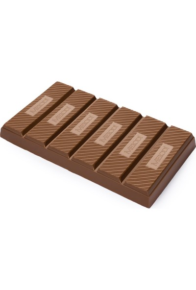 Melodi Çikolata Kaplamalık Sütlü Konfiseri Blok 2,5 kg