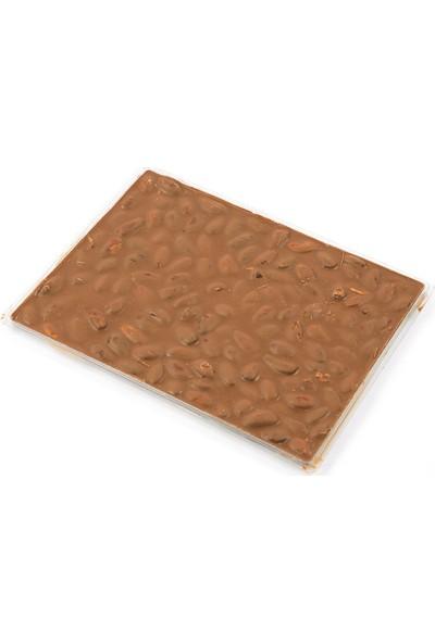 Melodi Çikolata Kır Kır Ye Bademli Sütlü Çikolata