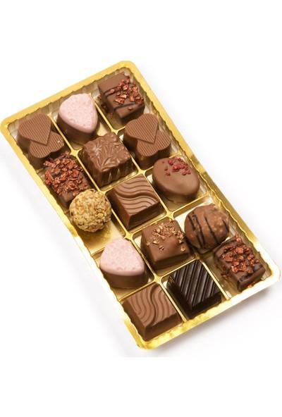 Melodi Çikolata Vela Karışık Pralin Çikolata