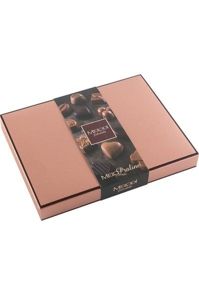 Melodi Çikolata Melo Pralin - Hediye Spesiyal Çikolata