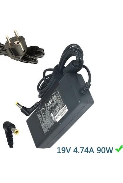 Baftec Samsung NP-R580-JS01TR Notebook Şarj Adaptörü