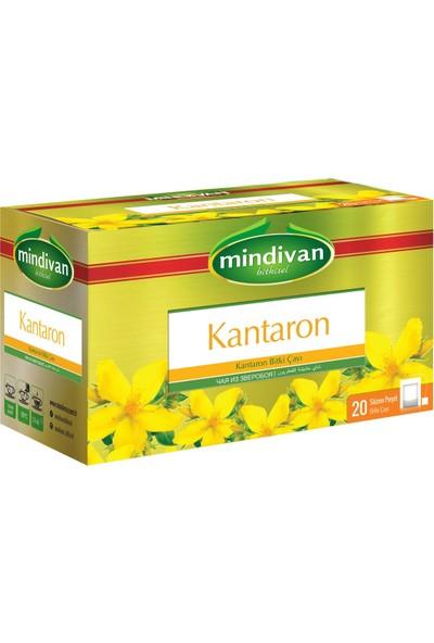 Mindivan Kantaron Bitki Çayı 20 li