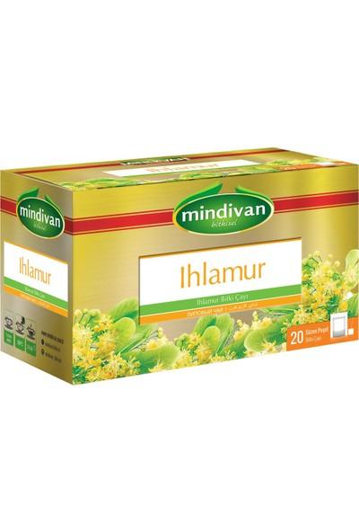 Mindivan Ihlamur Bitki Çayı 20 li
