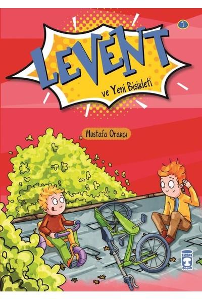 Levent İlk Okuma Kitaplarım - Set (10 Kitap) - Mustafa Orakçı