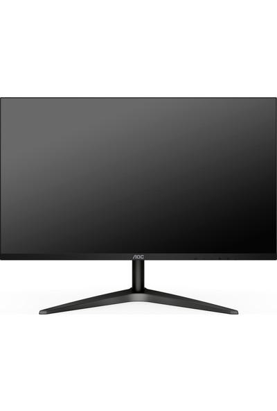 """AOC 24B1H 23.6"""" 60Hz 5ms (HDMI+Analog) Full HD VA Monitör"""