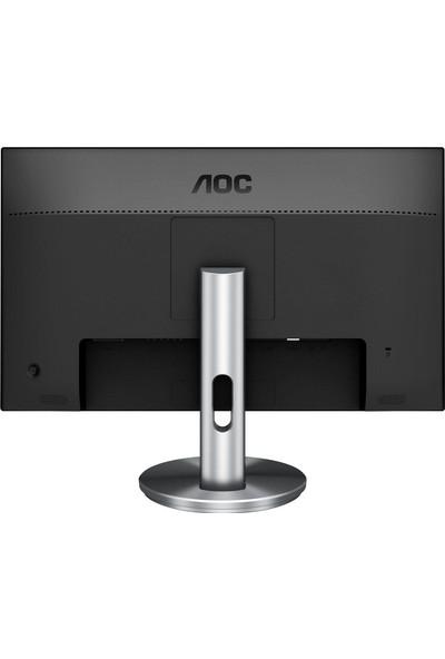"AOC I2490VXQ/BT 23.8"" 60Hz 4ms (HDMI+Display+Analog) Full HD IPS Monitör"