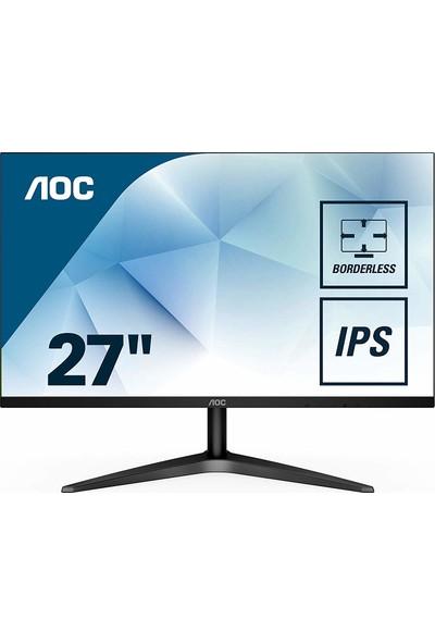 "AOC 27B1H 27"" 60Hz 7ms (HDMI+Analog) Full HD IPS Monitör"