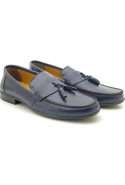 Laofer Püsküllü 6001 Deri Erkek Ayakkabı