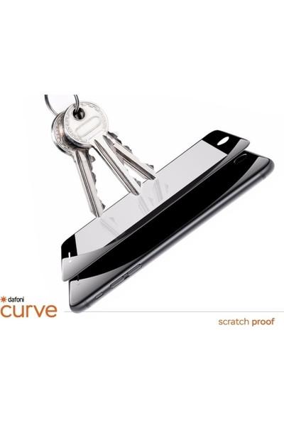 Dafoni Samsung Galaxy A20 / A30 Curve Tempered Glass Premium Full Siyah Cam Ekran Koruyucu