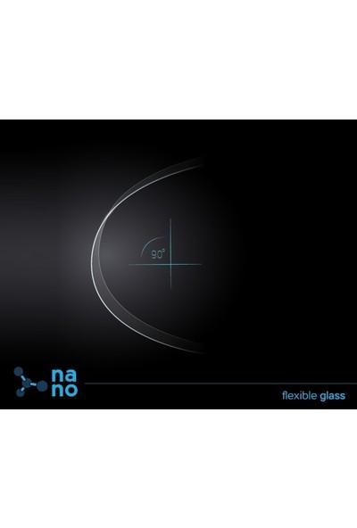 Dafoni Asus Zenfone 5z ZS620KL Nano Glass Premium Ön + Arka Cam Ekran Koruyucu