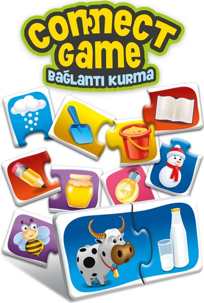 KS Games Connect Game | Bağlantı Kurma Oyunu