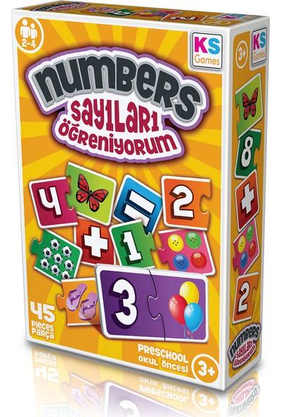 KS Games Numbers | Sayıları Öğremiyorum