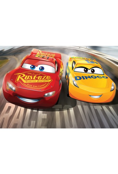 KS Games Cars Puzzle 100