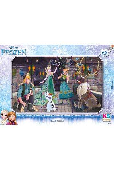 KS Games Frozenframe Puzzle 24