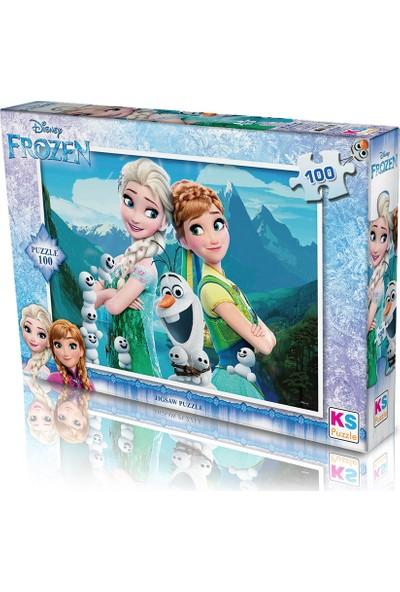 KS Games Frozenpuzzle 100