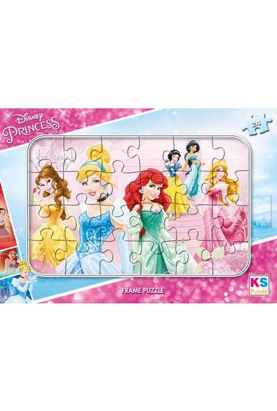 KS Games Princessframe Puzzle 24