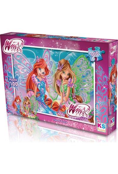 KS Games Winx Puzzle 100