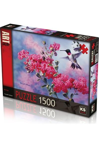 KS Games Merops 1500 Parça Puzzle - Russell Cobane