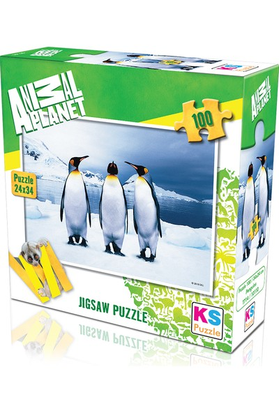 KS Games Animal Planet | Penguins
