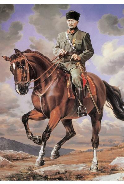 KS Games 1000 Parça Puzzle Gazi Mustafa Kemal Sakarya Adlı Atıyla