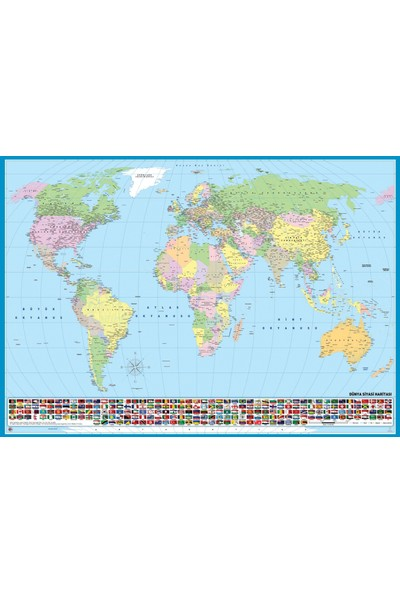 KS Games Dünya Siyasi Haritası