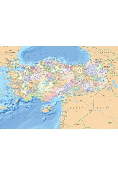 KS Games Türkiye Siyasi Haritası