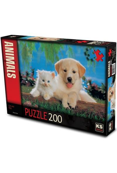 KS Games Cat And Dog / Sharon Sun
