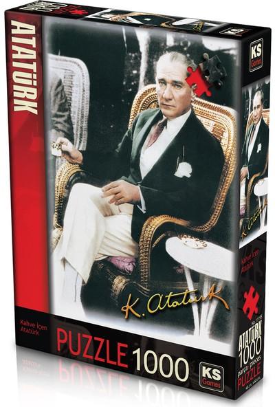 KS Games Kahve Içen Ataturk
