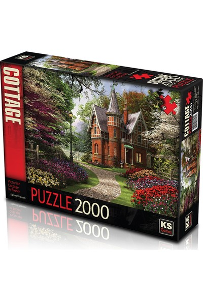 KS Games Victorian Cottage In Bloom