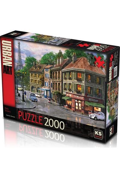 KS Games Parıs Streets