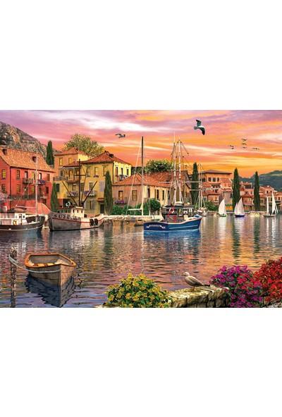 KS Games Harbour Sunset
