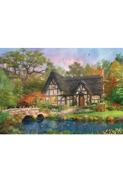KS Games The Stoney Brıdge Cottage