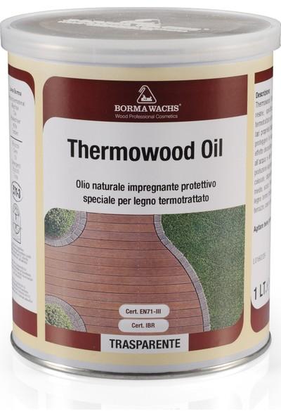 Borma Wachs Thermowood Oil