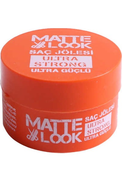 Matte Look Ultra Güçlü Jöle 50 ML