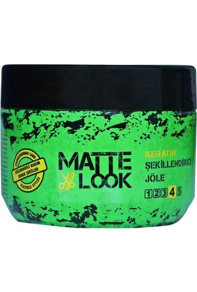 Matte Look Keratin Jöle 300 ML