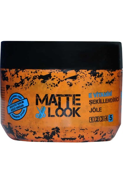 Matte Look E Vitaminli Jöle 300 ML