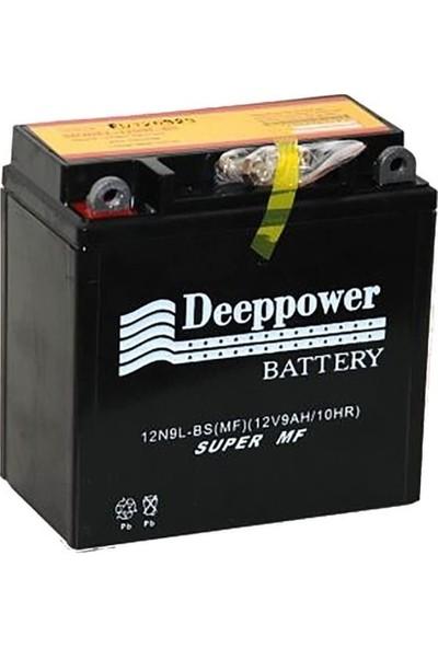 Deep Power 12V9Ah Motosiklet Aküsü