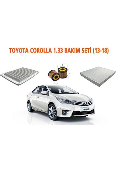 Real-Fil Toyota Corolla Bakım Seti
