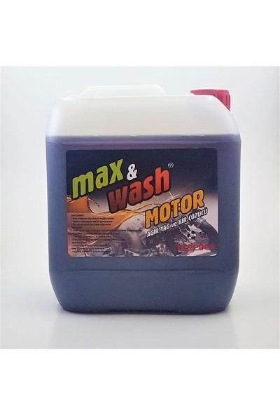 Max&Wash Motor Temizleyici 5 Kg