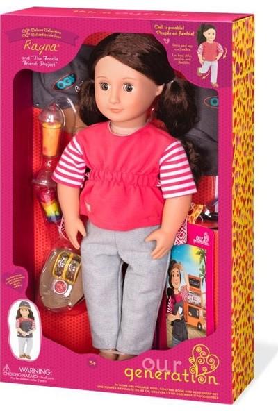 Our Generation Rayna Oyuncak Bebek 46 cm