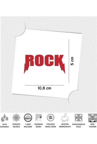 Çınar Extreme Rock Sticker
