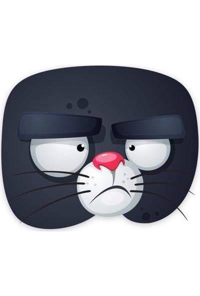 Çınar Extreme Sad Cat Sticker