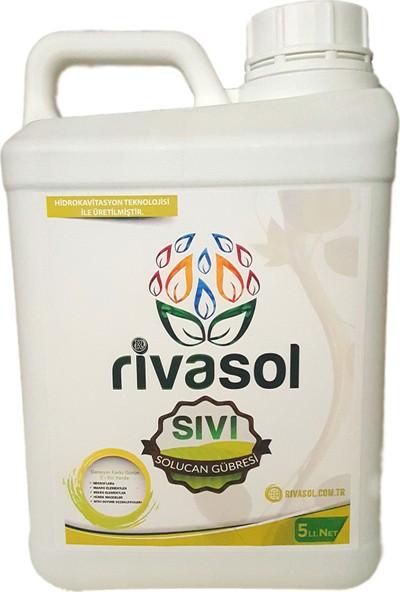 Rivasol 5 Lt Sıvı Solucan Gübresi