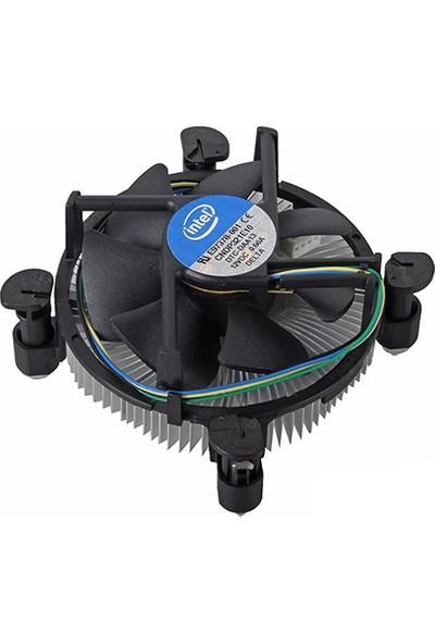 Intel 1150/1155/1151 E97379 Aluminium İşlemci Fanı